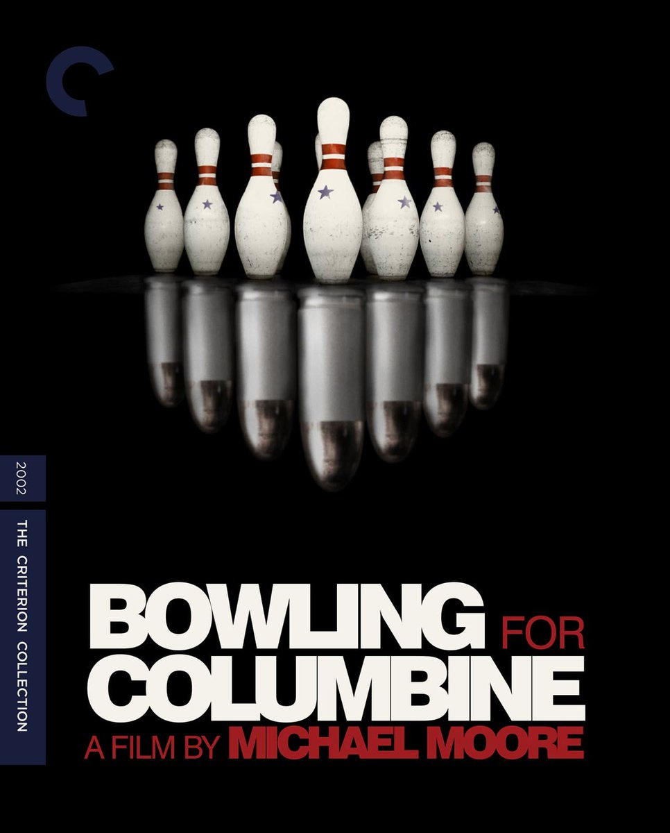 deviance in bowling for columbine The columbine high school massacre (1999) •fuelled debates about the influence of violent movies, music and video games •killers eric harris and dylan klebold were reported to be fans of marilyn.