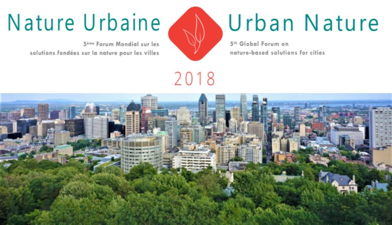 Happening now:   #UrbanNature2018 is bringing together local governments, representatives of academia & development institutions to discuss #nature-based solutions for #cities at @ICLEI World Congress #ICLEI2018  https://t.co/AndZtuZ5PH
