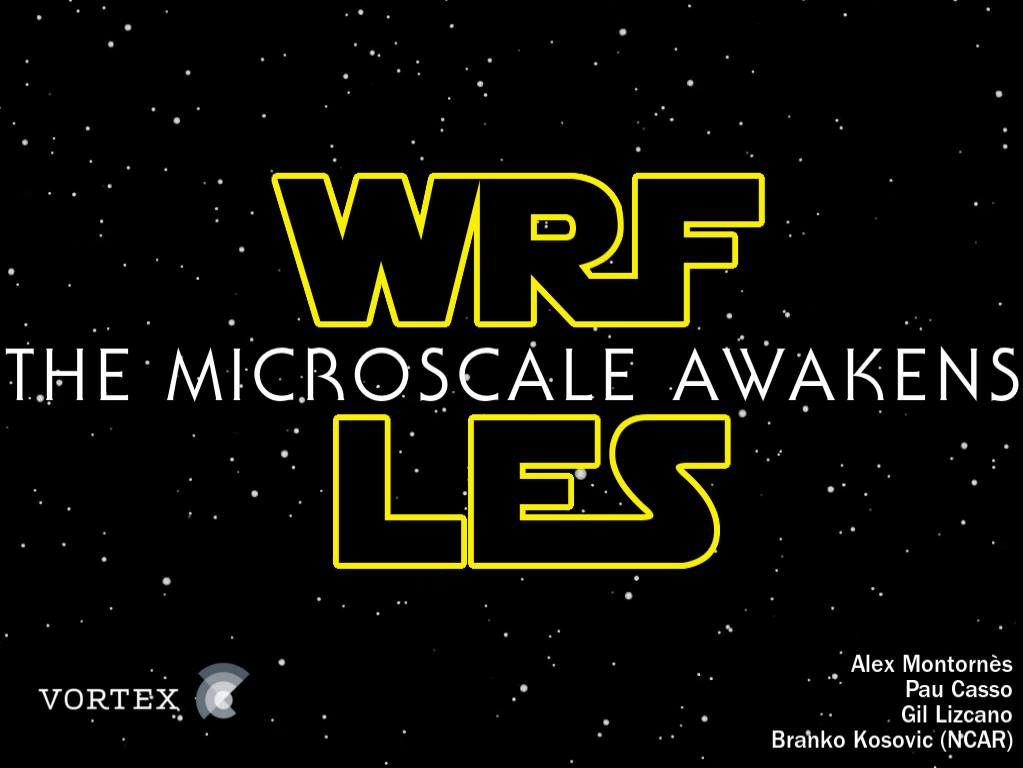 wrf_les hashtag on Twitter