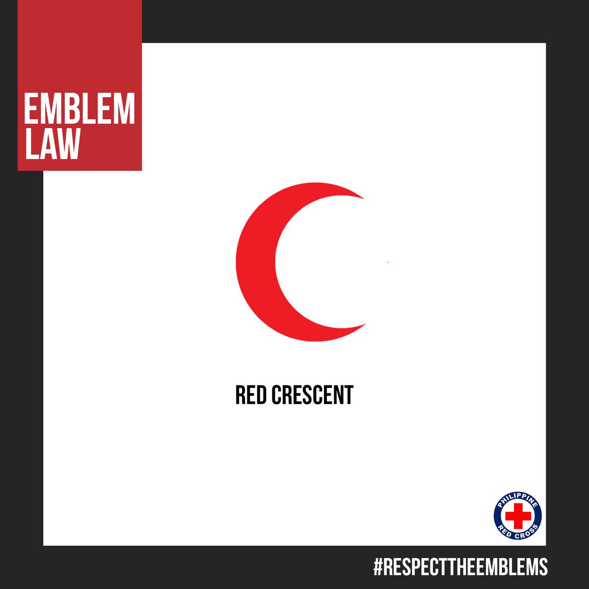 Philippine Red Cross On Twitter What Is The Purpose Of The Emblems