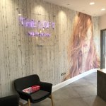 Good luck to Jess for the opening day of the Loft in Clitheroe @TheLoftBB7 #hairsalon #clitheroe