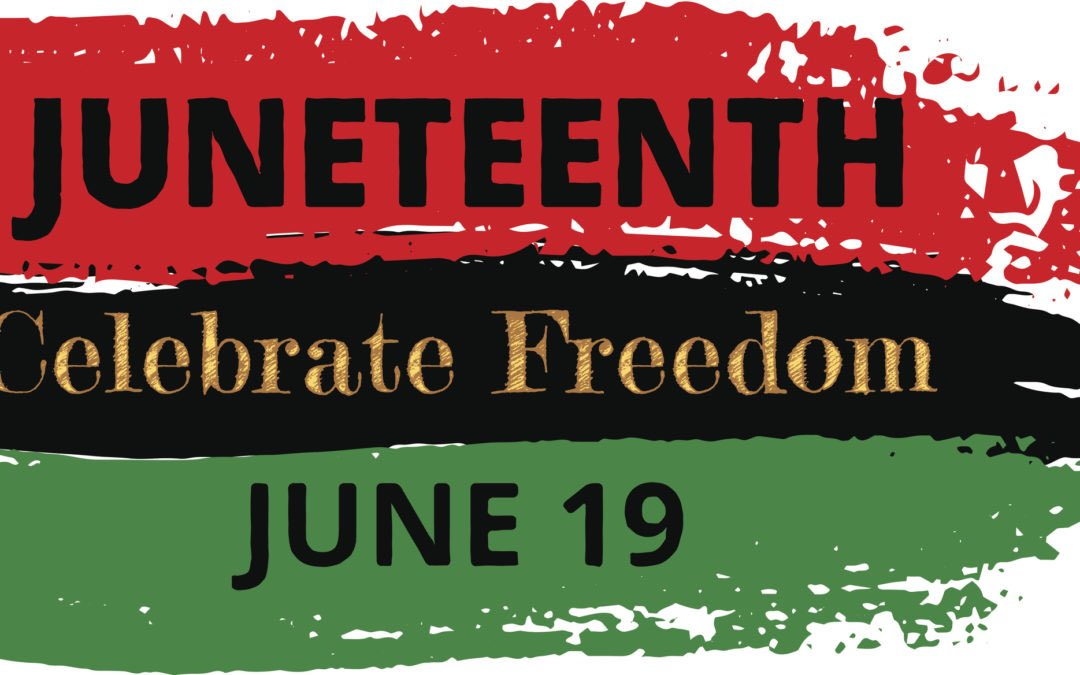 Today, we celebrate the African-American community and commemorate Juneteenth. bit.ly/2K4PBlH @FBlankenshipWSB #Juneteenth2018 #Juneteenth