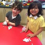 Image for the Tweet beginning: Pre-School are joining in the
