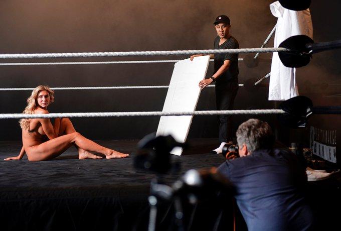 Blog Del Wrestling Wwe Noticias Charlotte Flair Posará Desnuda