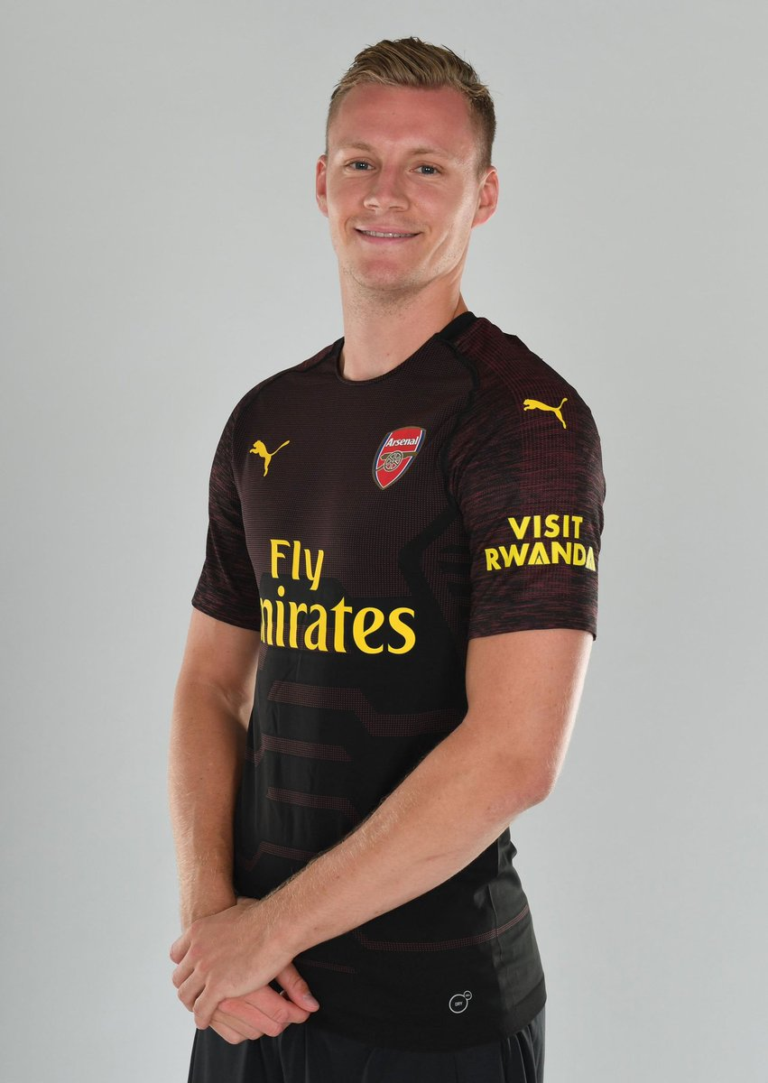 Maillot Domicile Arsenal Bernd Leno