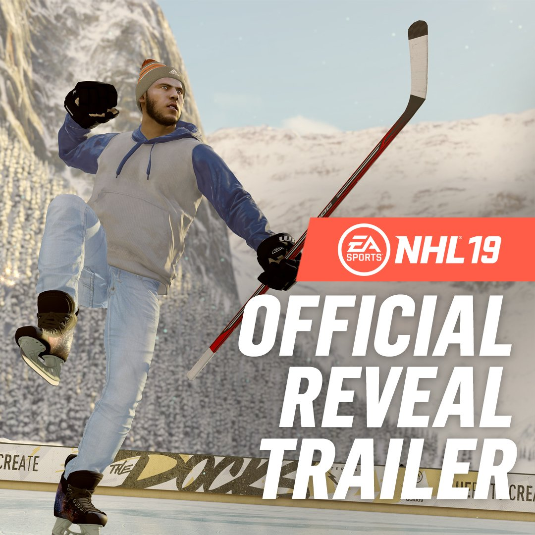 Your Stanley Cup Champions are heading back to the pond in #NHL19. Pre-order today #ALLCAPS 👉 x.ea.com/47787