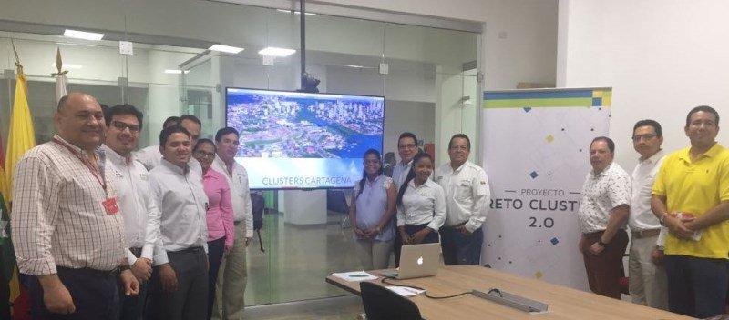 La UTB en el Clúster de Mantenimiento Industrial de Cartagena