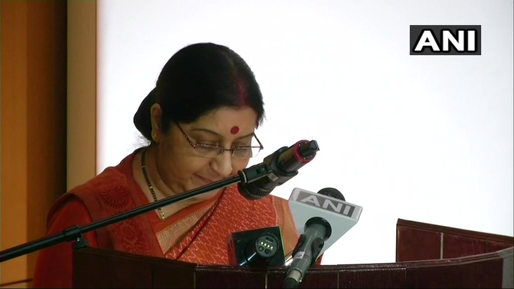 Ours is a trust based relationship that stems from our respect for freedom, democratic principles & rule of law. In India Luxembourg is admired for versatility of steel sector, its picturesque countryside & the sophistication of its FinTech sector: EAM Sushma Swaraj in Luxembourg