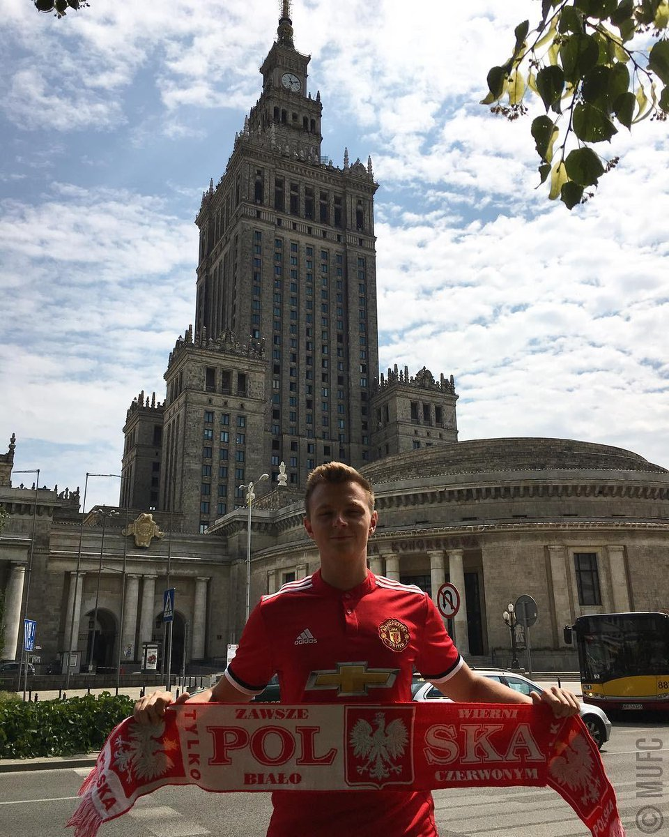 Polands #WorldCup campaign is under way... and no-one will be cheering them on more than Polish #MUFC fan Dorian Mioskowski! (IG: imiosek) Keep your #MUFCmundial submissions coming...
