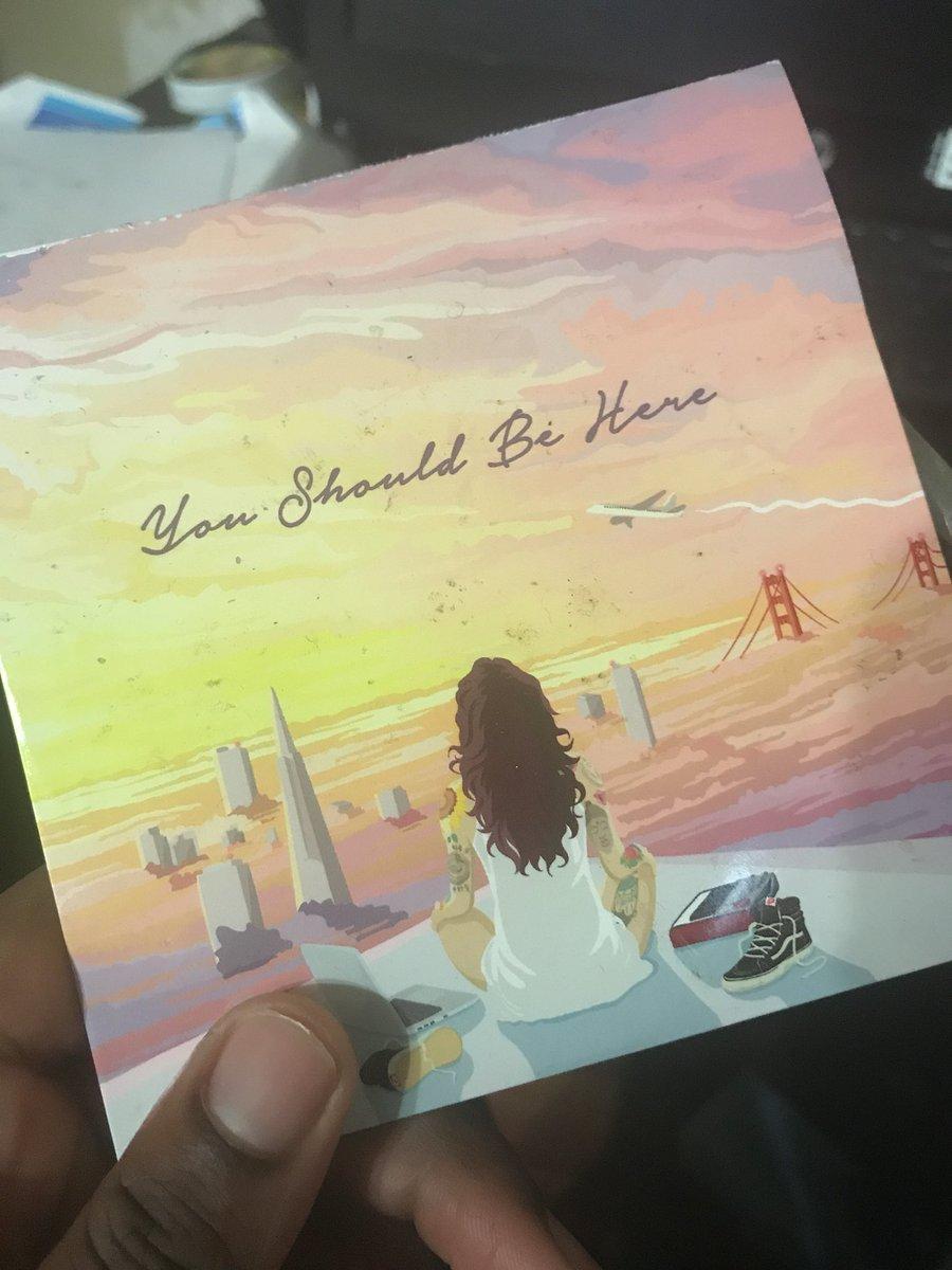 @Kehlani I'll love you forever ❤️
