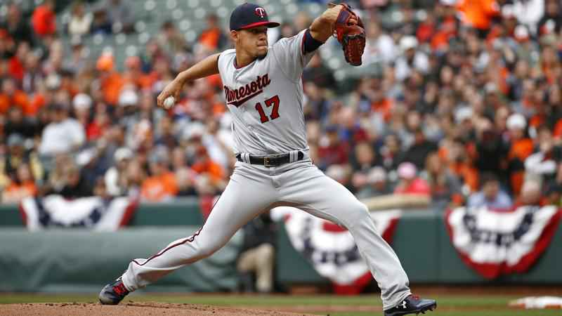 While Kyle Gibson and Eddie Rosario are drawing the headlines, Jose Berrios is becoming a star for the #MNTwins  and one of the best pitchers in all of baseball:  http:// offthebaggy.blogspot.com/2018/06/berrio s-beaming-for-minnesota.html &nbsp; …  @IBWAA<br>http://pic.twitter.com/I4vnuC0uIK