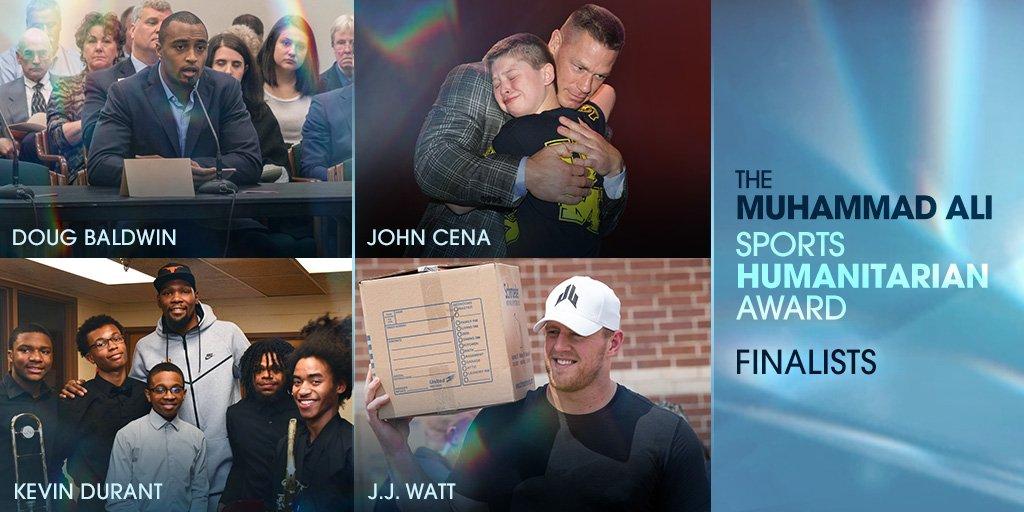 John Cena nominowany do jednej z nagród od ESPN