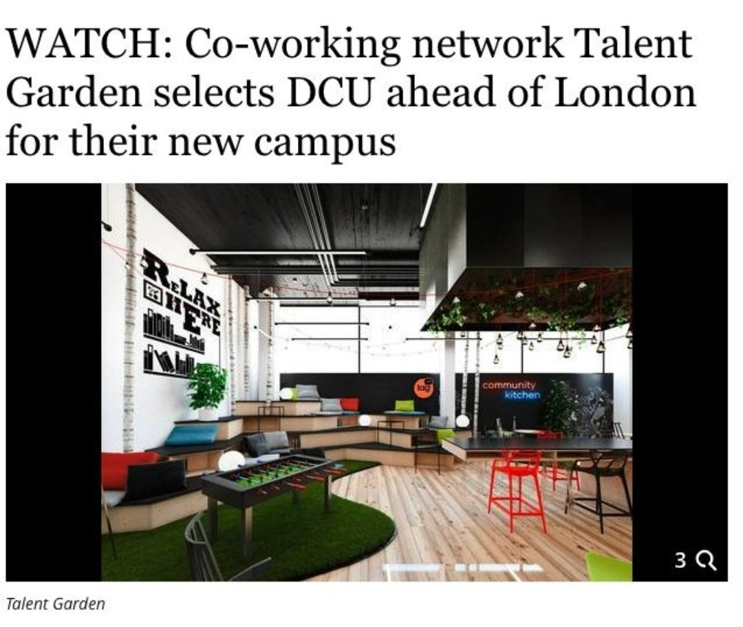 beachhut on twitter want to work in dublin s newest co working