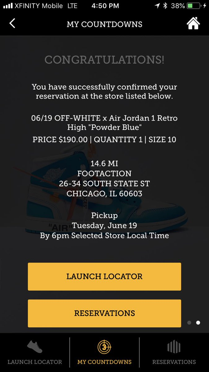 footaction on twitter did you luck out on the off white x air rh twitter com