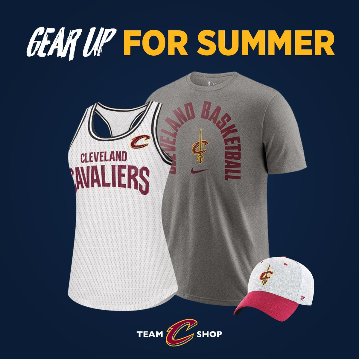 47a1f5863108 Cavaliers Team Shop on Twitter