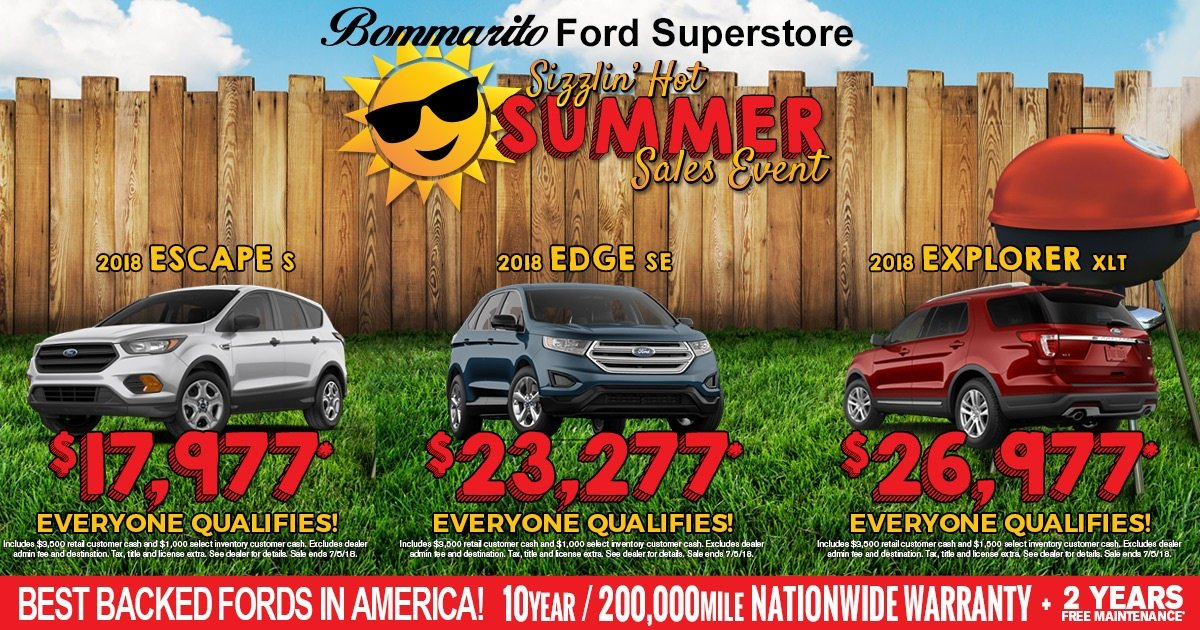 St Louis Ford Dealers >> Bommarito Ford On Twitter Beat The Heat With These Hot