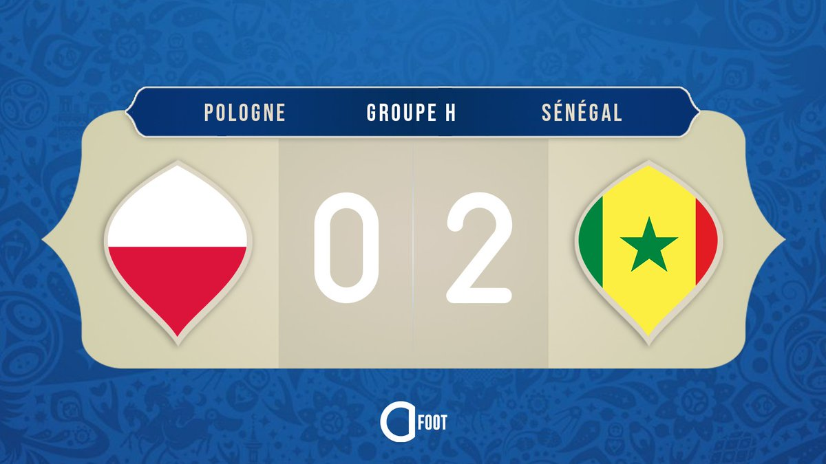 ⚽ BUUUUUUUUUUTT DE NIANG !!!  POLOGNE 🇵🇱  0-2  🇸🇳 SÉNÉGAL