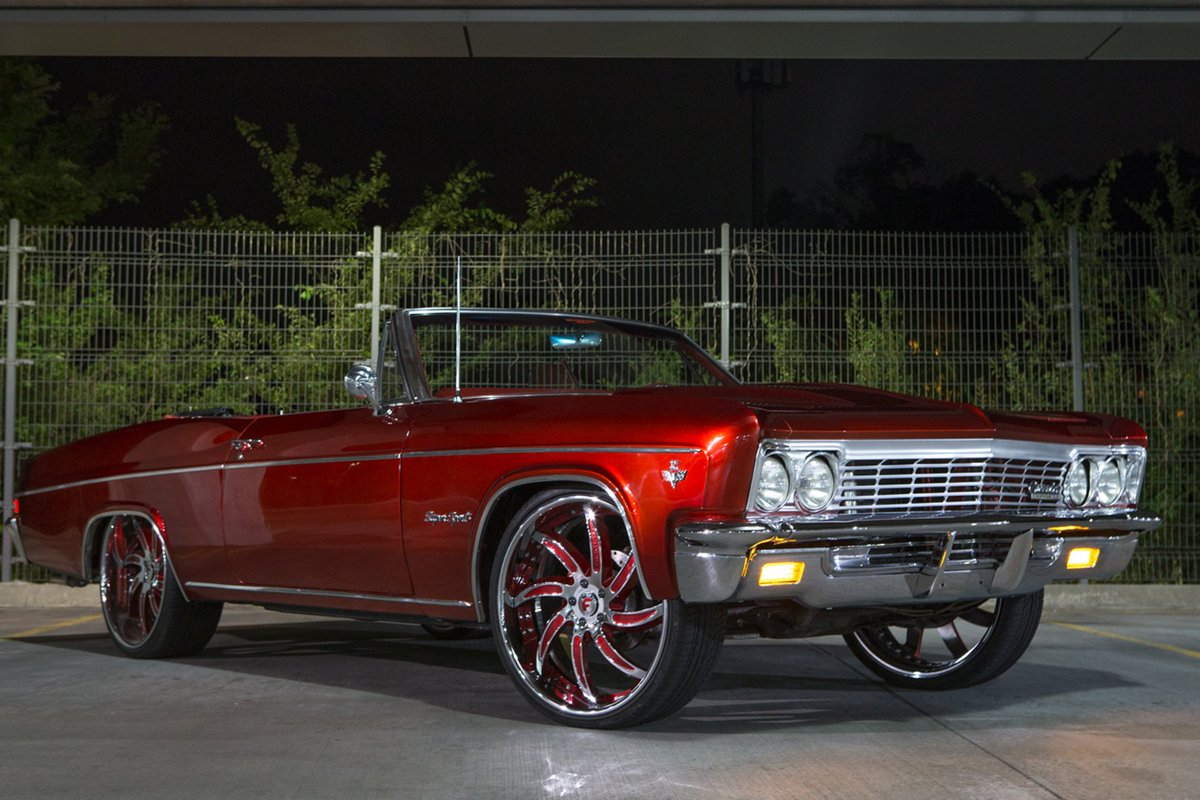 Chevy Impala 💥