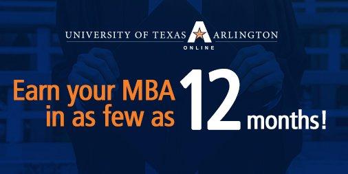 university of texas arlington online