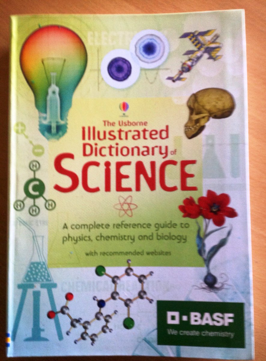 the usborne illustrated dictionary of chemistry science dictionaries