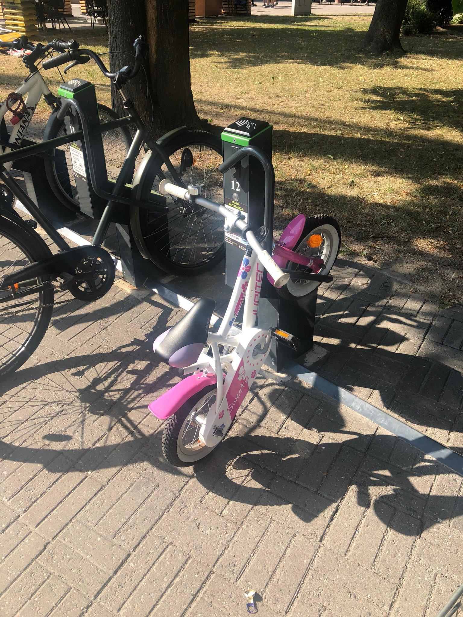 Bikeep On Twitter Bikeep Smart Bike Racks Suits For Everyone