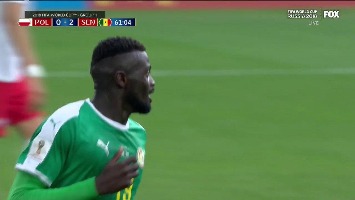 Senegal erzielt seltsame und zerquetschende Tore gegen Polens.