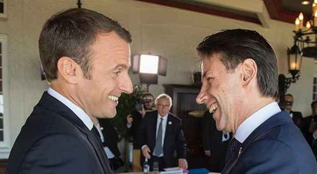 #Aquarius , il presidente francese chiama #Conte: rientrata la crisi #ItaliaFrancia. #Premier...  https://goo.gl/saUhxB  - Ukustom