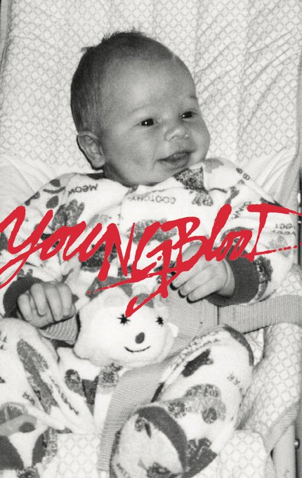 """Your new favorite band """"The Bowling Balls"""" with the new album YoungBlood Photo"""