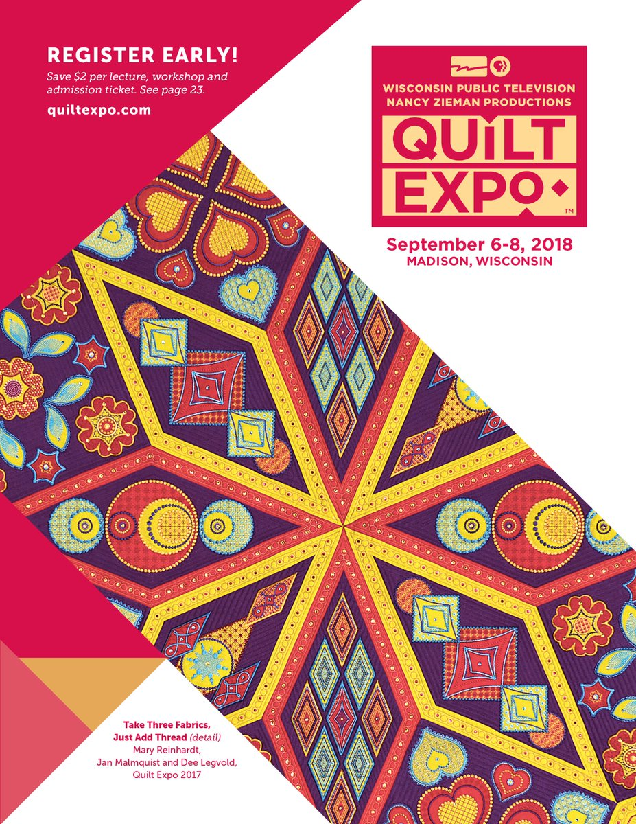 Quilt Expo Quiltexpo Twitter