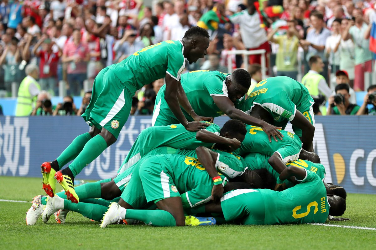 2018 FIFA World Cup: Senegal vs Colombia - Match Preview 1