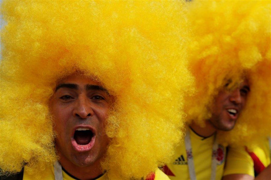 مجلة هي On Twitter مشجعو السويد اختاروا اللون الأصفر الفاقع علامة لهم Https T Co I5a3po9wr2 روسيا World Cup 2018