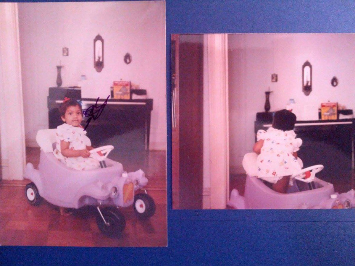 #tbt to the first and only time I was behind the wheel and immediately decided it wasn't for me