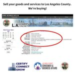 Image for the Tweet beginning: Do you sell #pressurewashers? @CountyofLA