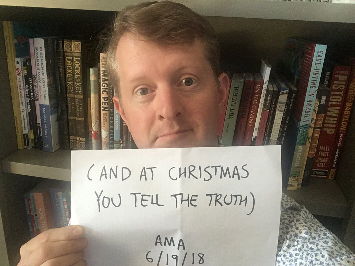 Ken Jennings on Twitter: