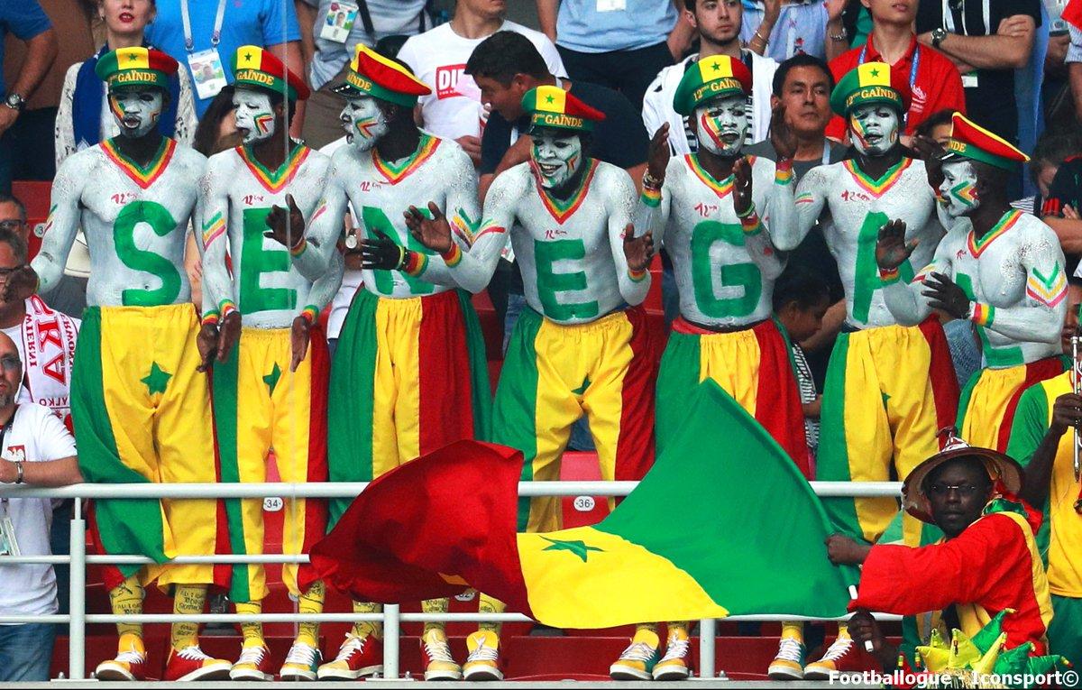 [#Stat📊] Le Sénégal🇸🇳 est la seule équipe africaine à avoir remporté le premier match de poule de la #CM2018 :  ❌ Égypte🇪🇬 (🆚 Uruguay) ❌ Maroc🇲🇦 (🆚 Iran) ❌ Nigéria🇳🇬 (🆚 Croatie) ❌ Tunisie🇹🇳 (🆚 Angleterre) ✅ Sénégal🇸🇳 (🆚 Pologne)