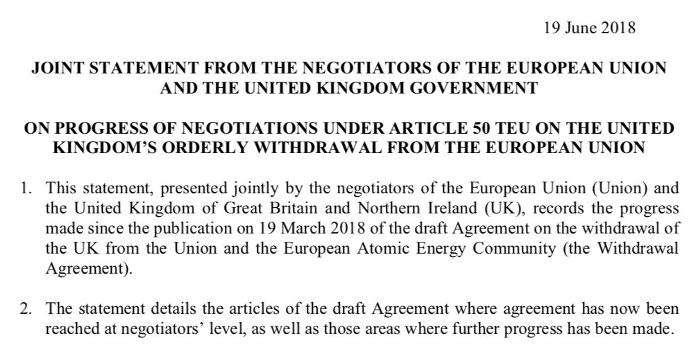 Nick Gutteridge On Twitter New Agreements Have Been Reached In