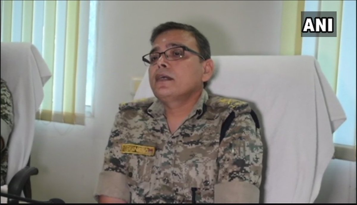We will have to investigate if they were actually working for Naxals. After that, we will try to provide them with the benefits of administrations schemes: Inspector General (IG) of Police (Bastar range) Vivekananda Sinha #Chhattisgarh