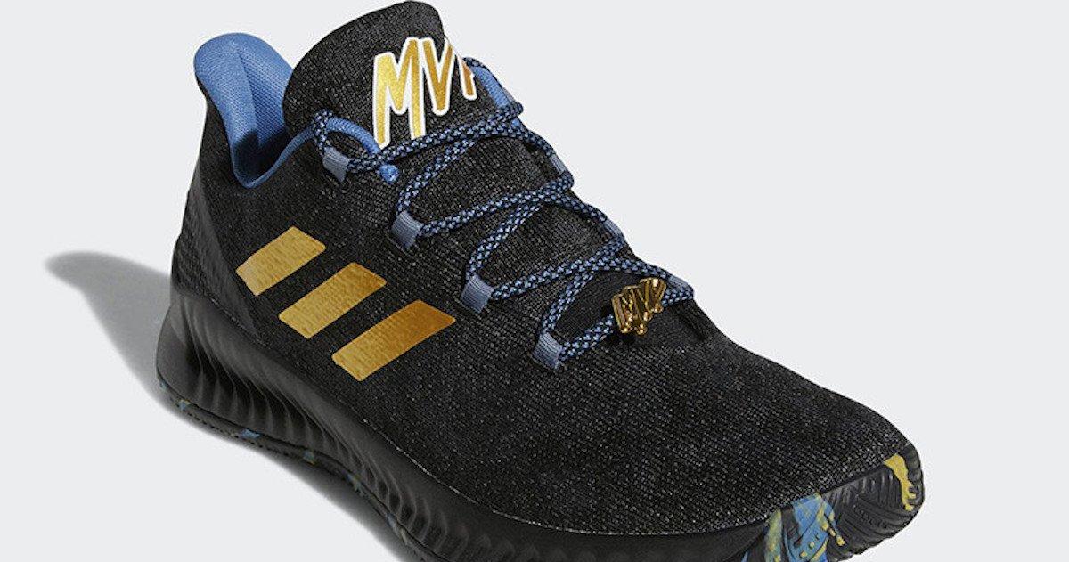 b6d2d60de0c Adidas honoring James Harden with 3 MVP shoes. https   t.co