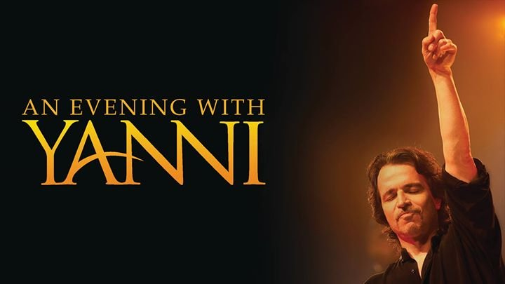 Tuesday at 7:30 PM in South #McAllen: Yanni at @McAllenPAC https://t.co/aIrvnPmYGP https://t.co/Zc3AwriVb9
