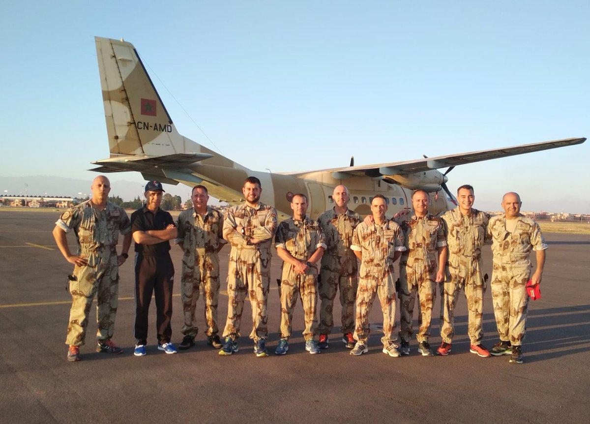 Coopération militaire maroco-espagnole - Page 5 DgEp1E3X4AYYmvq