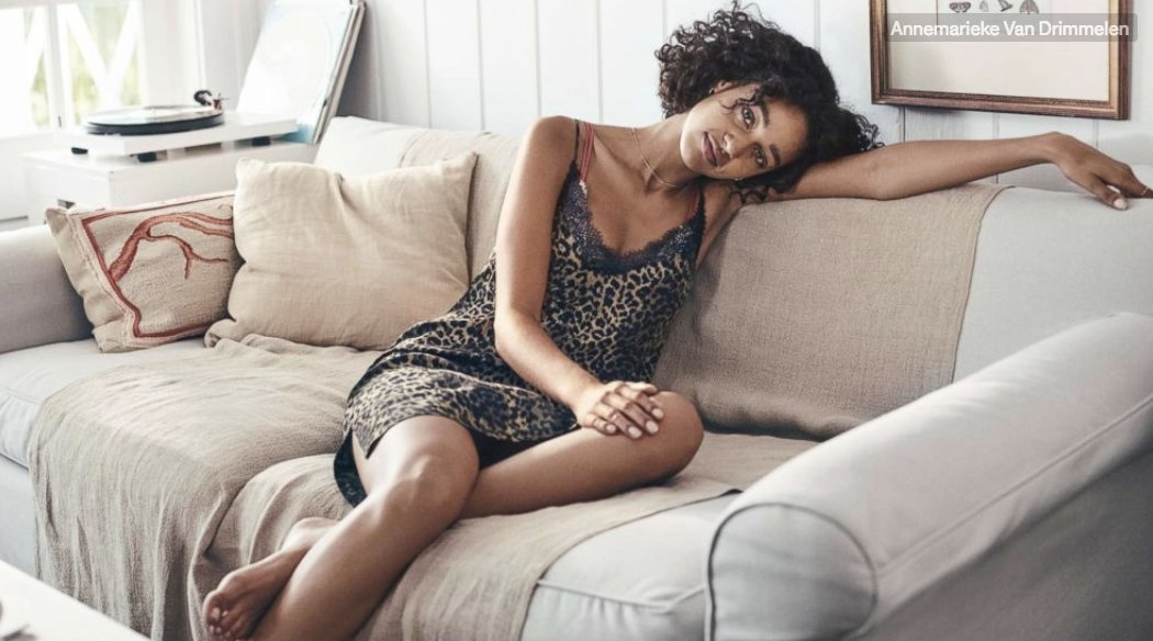 Get comfy in the 20-item lingerie collection of bralettes, briefs, thongs, lounge wear and sleepwear. They come in funky styles like animal print, stars and floral.  H&M and Love Stories unveils new super comfortable lingerie collection: https://t.co/cMoJLV6Es8