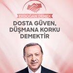 #ErdoğanDemek Twitter Photo