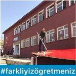 #farkliyizogretmeniz Twitter Photo