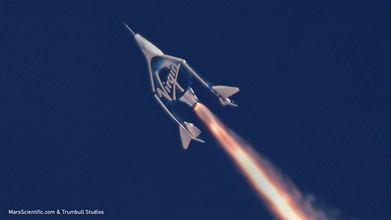 How did @VirginGalactic create a hybrid rocket motor system for #SpaceShipTwo?