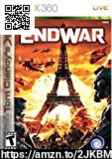Tom Clancy End War - Xbox 360 https://t.co/MQ9banp8Bs #Tom #Clancy #End #War #- #Xbo https://t.co/E4qbJiOAdp