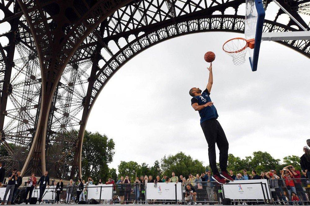 COI faz primeira visita, e Paris apresenta 'projeto ousado' para Jogos Olímpicos de 2024 https://t.co/HtScQOFp7l