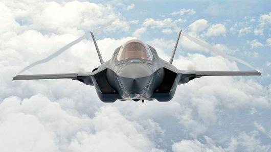 There's no better example of Trump's trade fight with China than Lockheed Martin's crown jewel. https://t.co/ouVv9VstsQ
