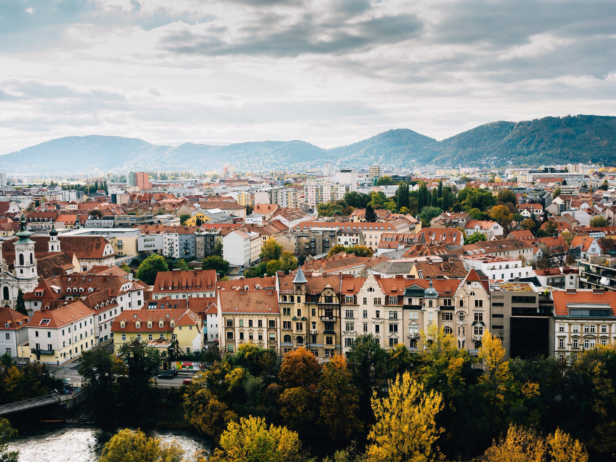 Why you should visit Austria's most underrated city (and what to do once you get there) https://t.co/G6reU9Sfhb https://t.co/IgwBsiqgdw