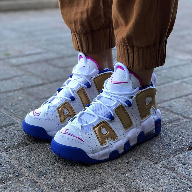 0af8c4da Summer 2018 Collection Nike Air More Uptempo GS