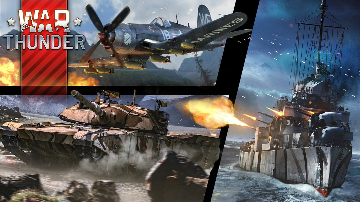Take to the land, sea, and air with exclusive premium vehicles when you pick up a War Thunder bundle: xbx.lv/2JTr9EA